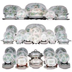 Antique Charles Meigh Staffordshire China Set