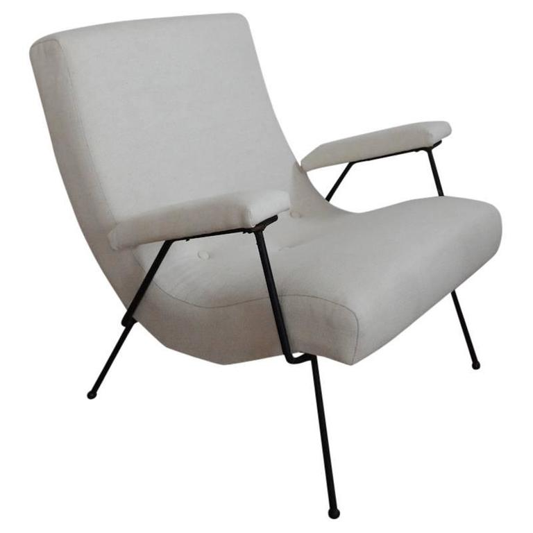 Rare Lounge Chair by Adrian Pearsall for Craft Associates