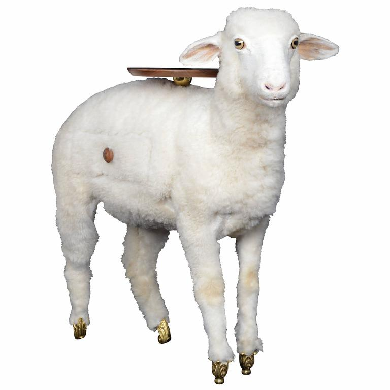 XAI Limited Edition Lambs by BD Barcelona and Gala Salvador Dalí Foundation