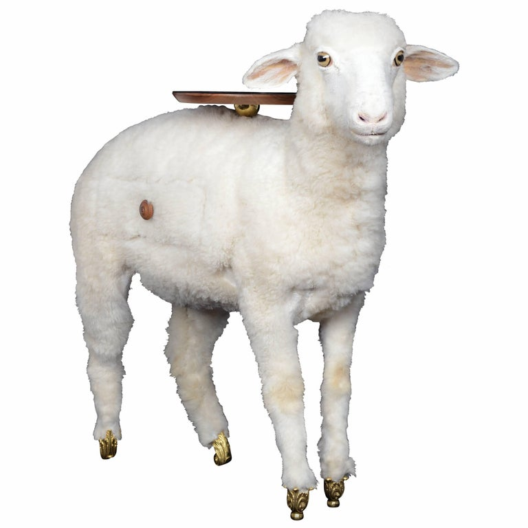 XAI Limited Edition Lambs by BD Barcelona and Gala Salvador Dalí Foundation For Sale