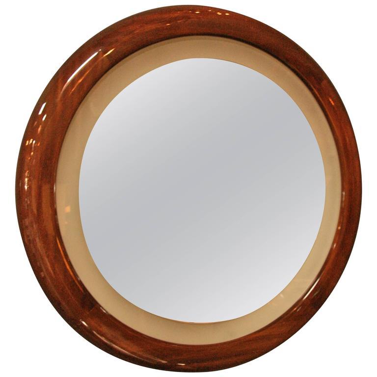 Illuminated Mirror For Sale