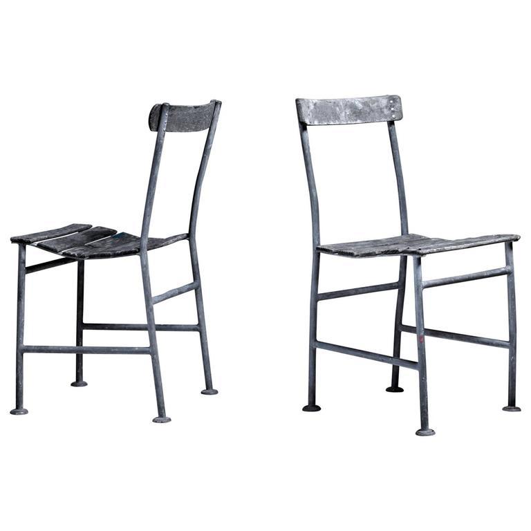 gunnar asplund pair of garden chairs  sweden  1930 for sale at 1stdibs