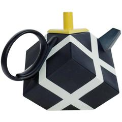 Porcelain Tea Pot by Rolf Sinnemark for Rörstrand Manufacturer