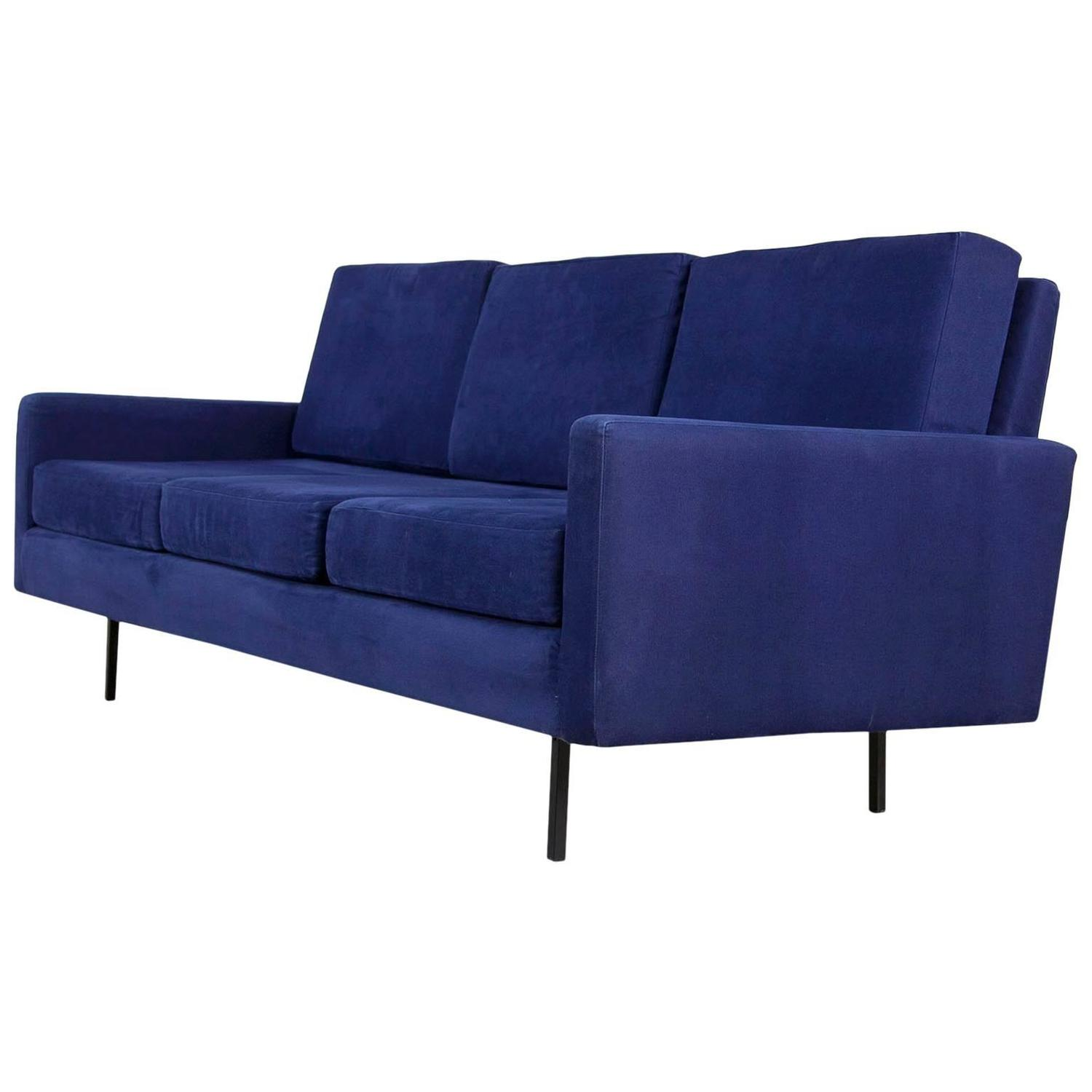 Three Seat Sofa by Florence Knoll for Knoll International Model