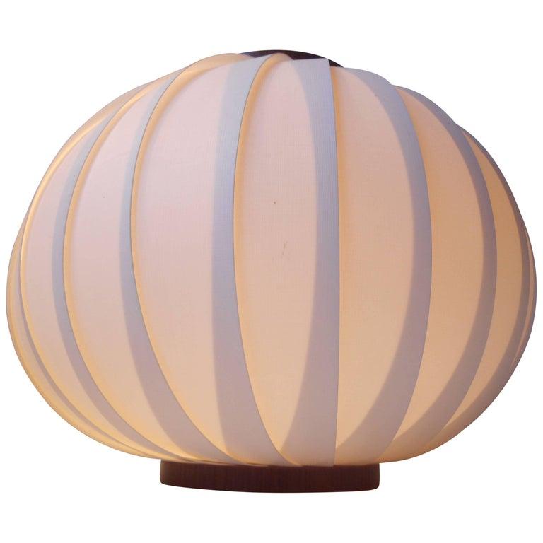 1950s Bojan Pendant Lamp by Lars Schiøler for Hoyrup, Early Danish Modern