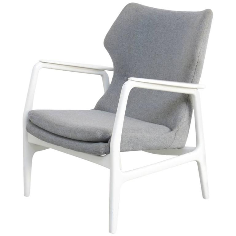 Easy Chair by Madsen & Schubell for Bovenkamp, 1960 For Sale