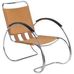 Easy Chair, Tubular Steel, Auping Model 5031, circa 1930