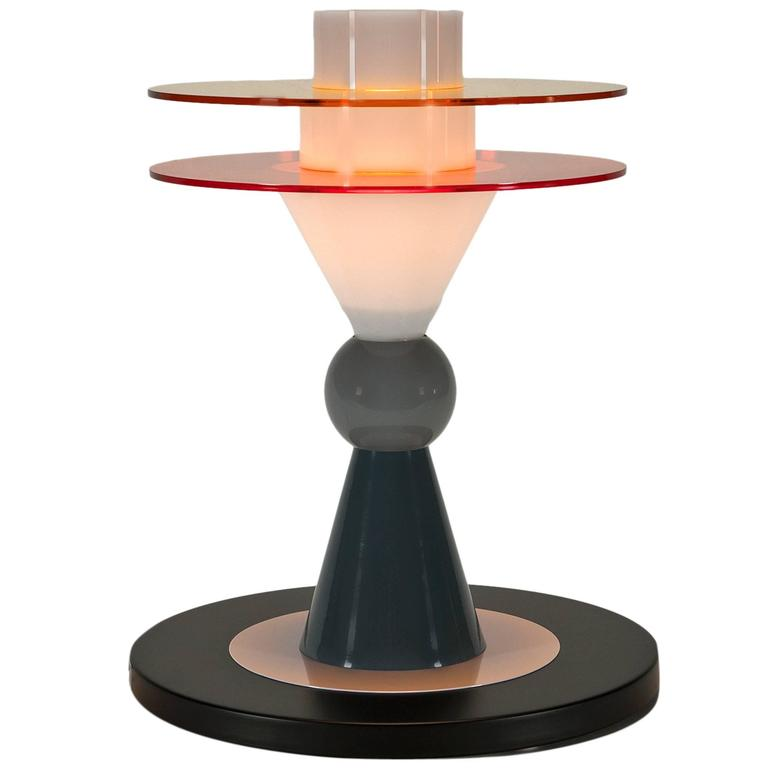 Bay Lamp by Ettore Sottsass for Memphis 1