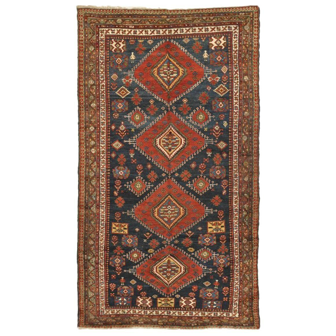 Antique Northwest Persian Gallery Rug For Sale At 1stdibs
