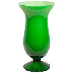 Empoli Art Glass Small Vase