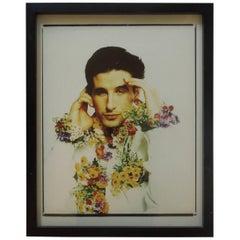 Original Davis Factor Photograph of Billy Baldwin for L.A. Style