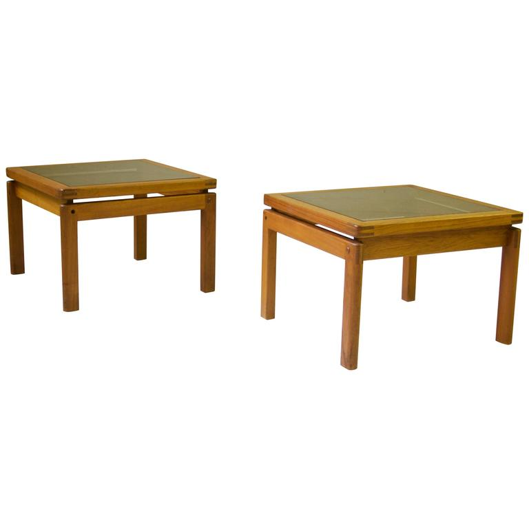 Assorted Danish Side Tables For Sale