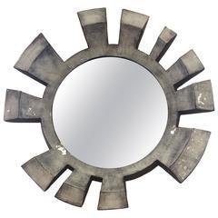Engrenage Mirror by François Salem