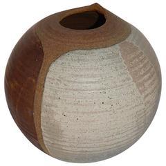 Monumental Studio Ceramic by California Potter and Teacher, Neil Moss