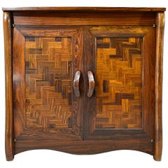 Don Shoemaker Sling Two-Door Cabinet