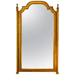 Hollywood Regency Gold Gilt Mirror