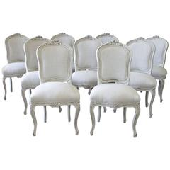 20th Century Louis XV Style Dining Chairs