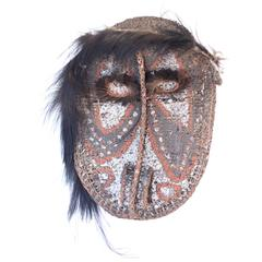 Vintage Sepik River Mask from Papua New Guinea