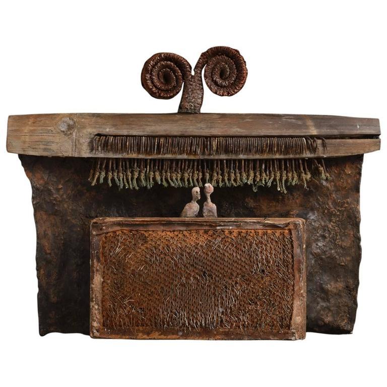 Gerard Canbon Sculpture Relief Chaloklum