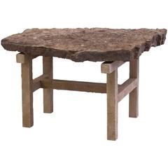 Stoned Table by Fredrik Paulsen