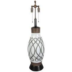 Fabulous Large Ceramic Table Lamp