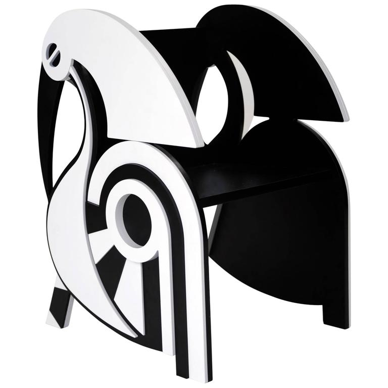 Contemporary Children's 'Ibis' Chair by Material Lust, 2015