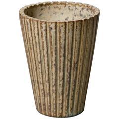 Vase by Arne Bang, Denmark, 1950's