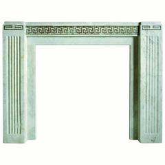18th Century Neoclassical Reproduction Chimneypiece Attributed to Sir John Soane