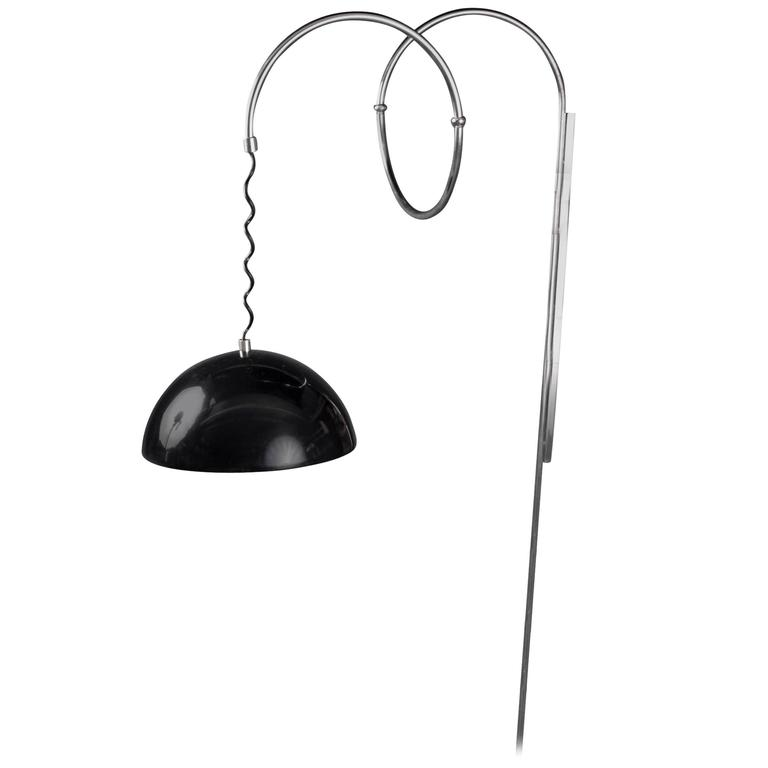 Extendable Wall Light, Italy, 1970 at 1stdibs