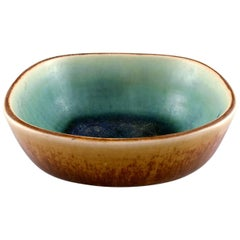 Eva Staehr Nielsen for Saxbo, Ceramic Bowl in Modern Design