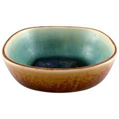 Eva Staehr Nielsen for Saxbo, Ceramic Bowl in Modern Design