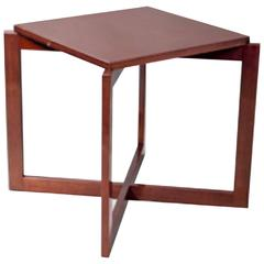Game Table by André Sornay, France, Art Moderne, circa 1940