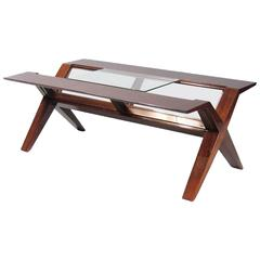 Coffee Table by Maxime Old, France, circa 1954