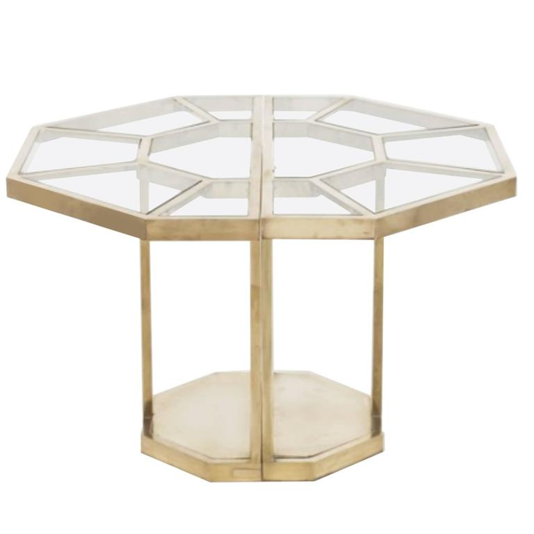 Center Table by Gabriella Crespi, Italy, circa 1973 For Sale