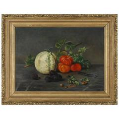 Late 19th Century Still Life of Fruit