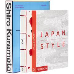 Japanese Design Book Collection Shiro Kuramata et al