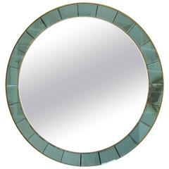 Cristal Art Round Mirror