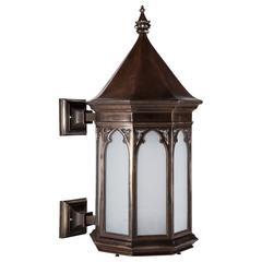 Bronze Exterior Lanterns