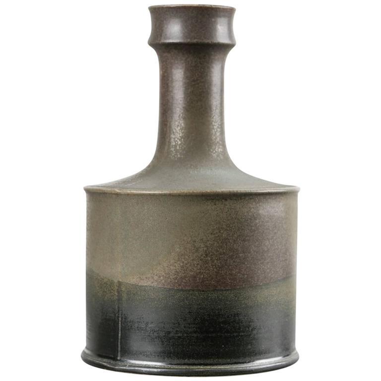 Ceramic Vase by Nanni Valentini for Laboratorio Pesaro