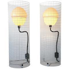 Gino Sarfatti Arteluce Model 1102 Garden Lamp Floor Lamp