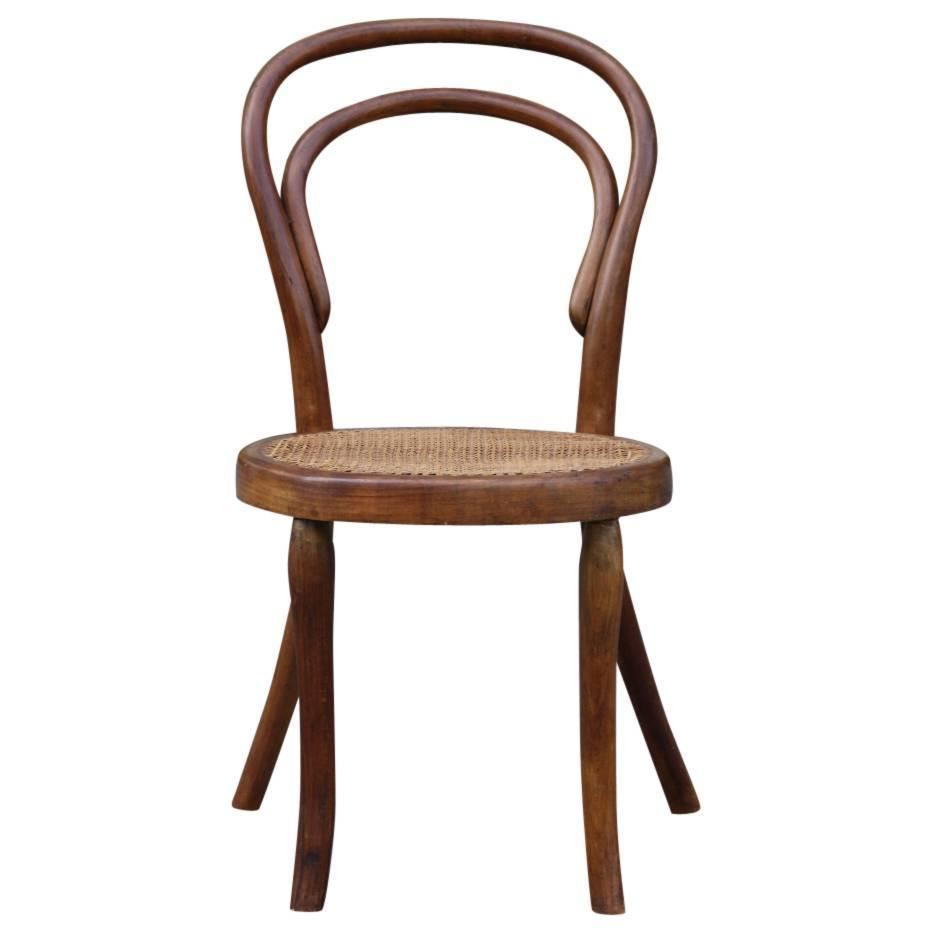 Austrian Early 20th Century Little Chair At 1stdibs