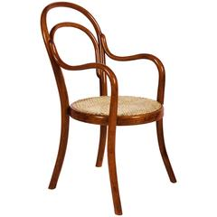 Bentwood Children Chair by Thonet