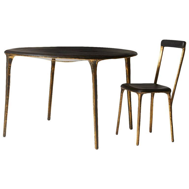 Dining Table by Valentin Loellmann