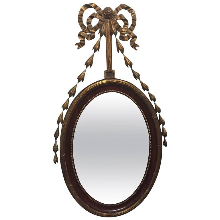 English adam style mirror circa 1880 for sale at 1stdibs for Adam style mirror