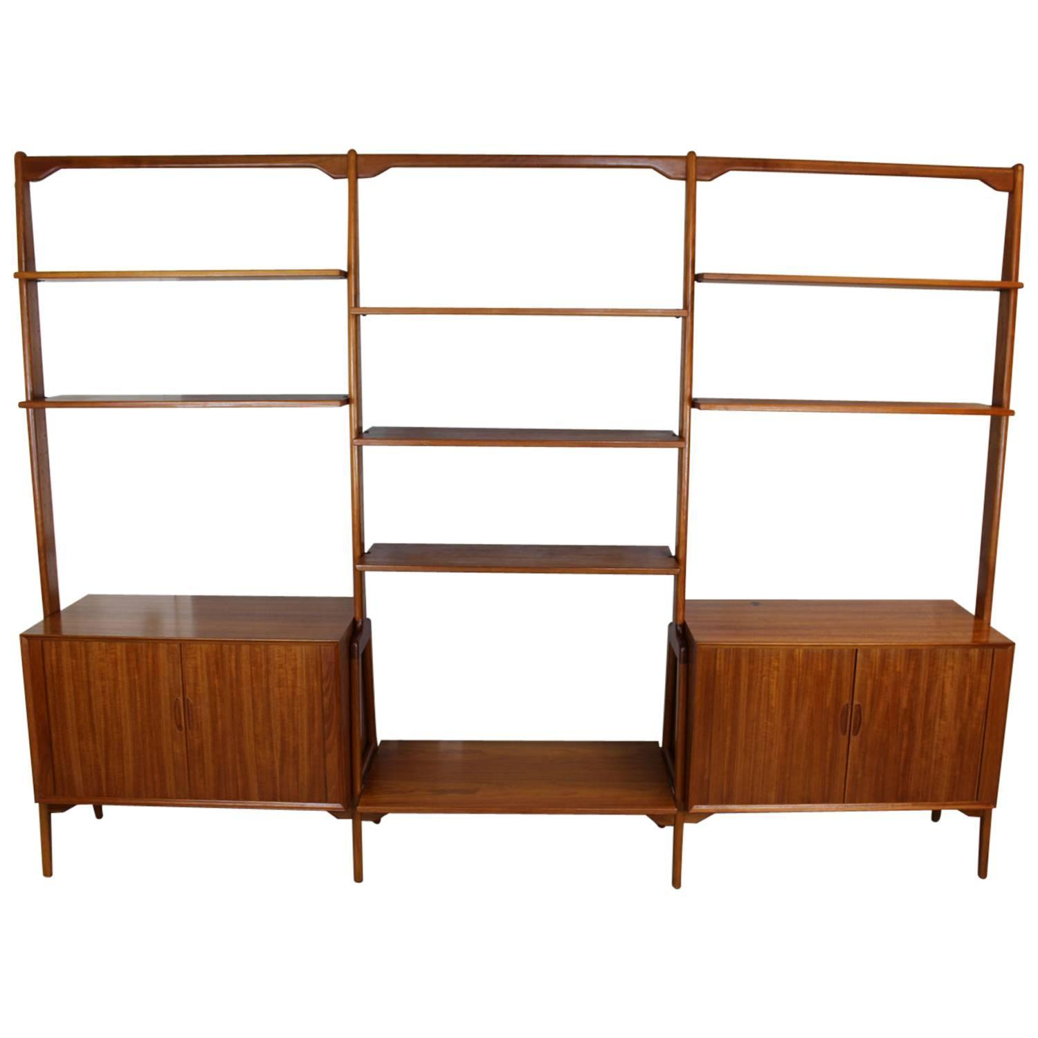 kurt ostervig three section room divider for sale at 1stdibs