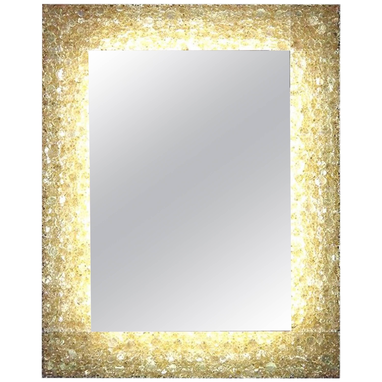 Mirror by Crystal Caviar Czech Republic, Contemporary