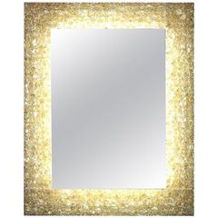 Mirror by Crystal Caviar Czech Republic, Contemporary
