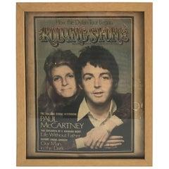 1974 Rolling Stone Magazine