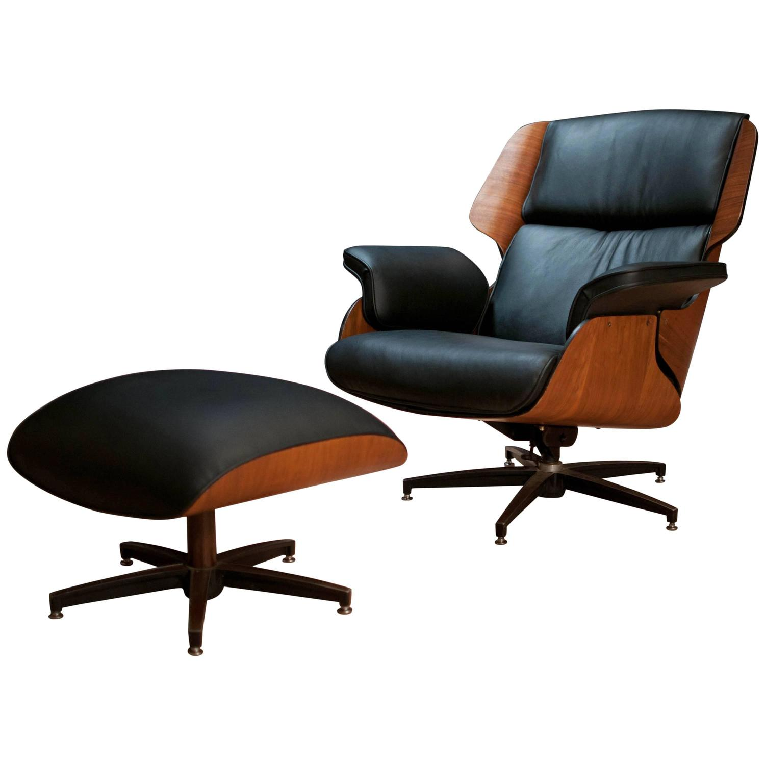 New Eames Style Lounge Chair Luxury