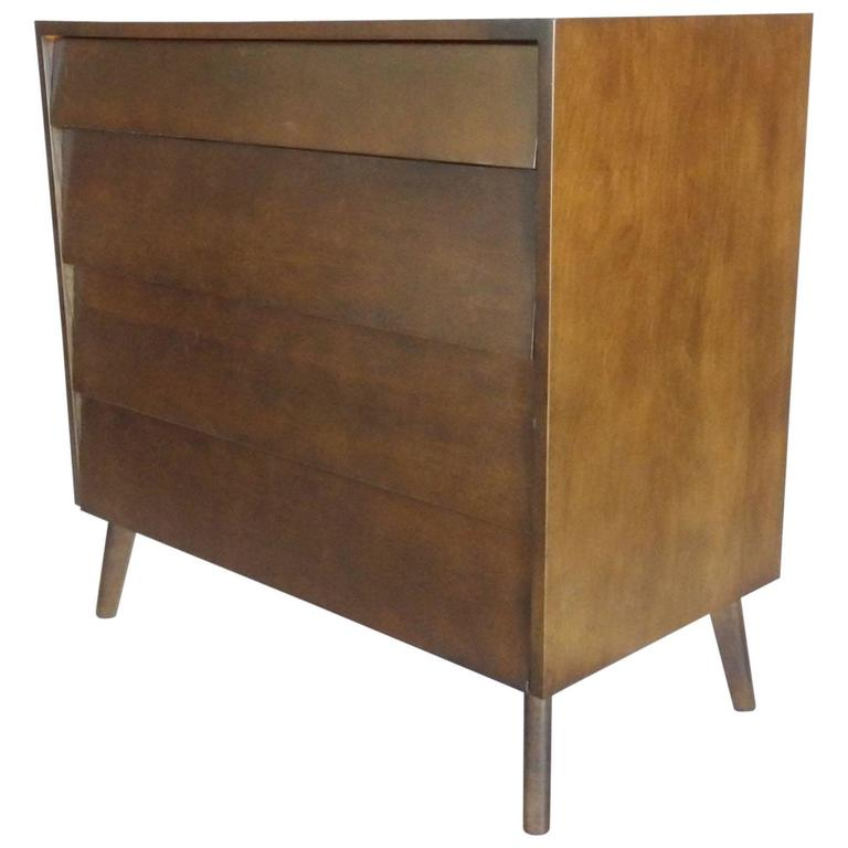 Florence Knoll style chest of drawers